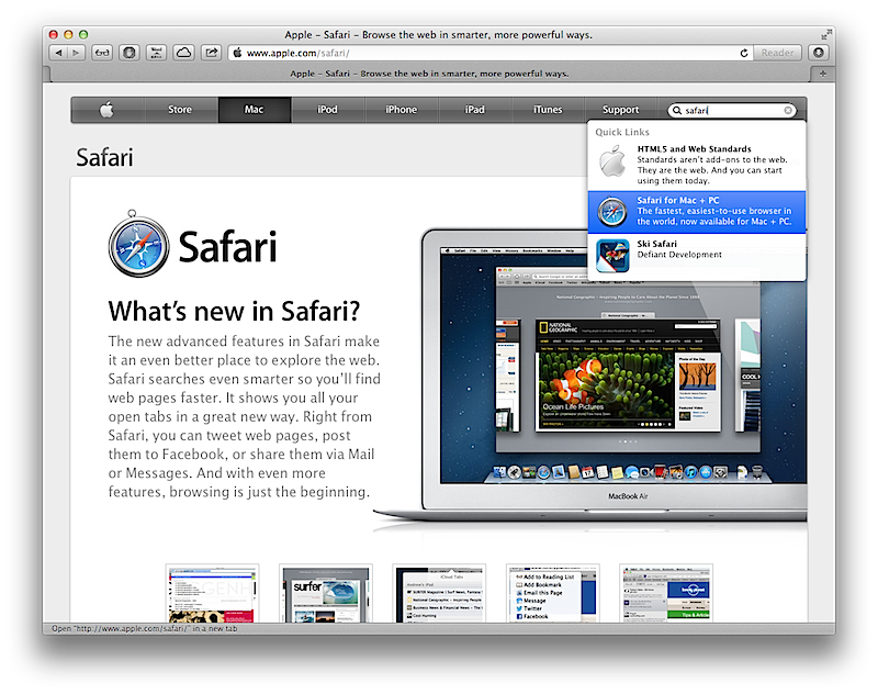 Safari windows download – Scarica l'ultima versione per windows 7/10