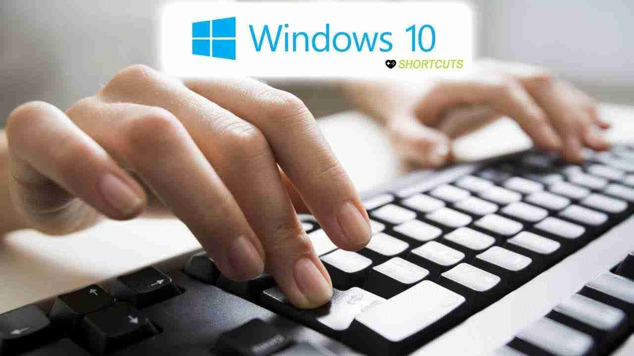 You are currently viewing Scorciatoie tastiera Windows 10