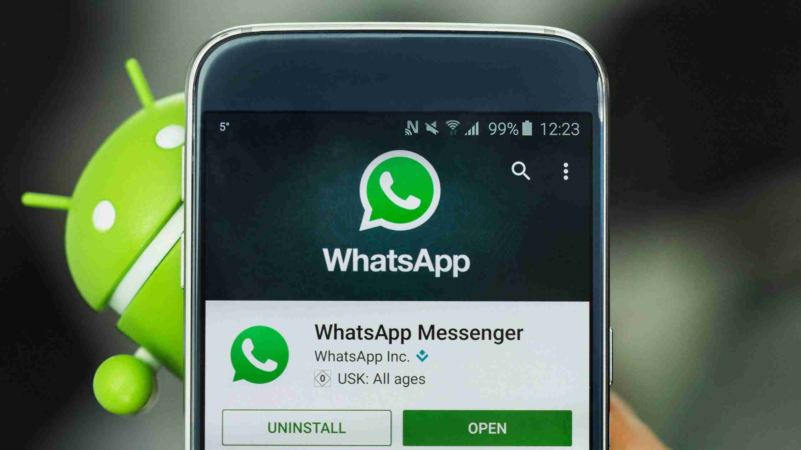 You are currently viewing Nascondere conversazioni WhatsApp su Android