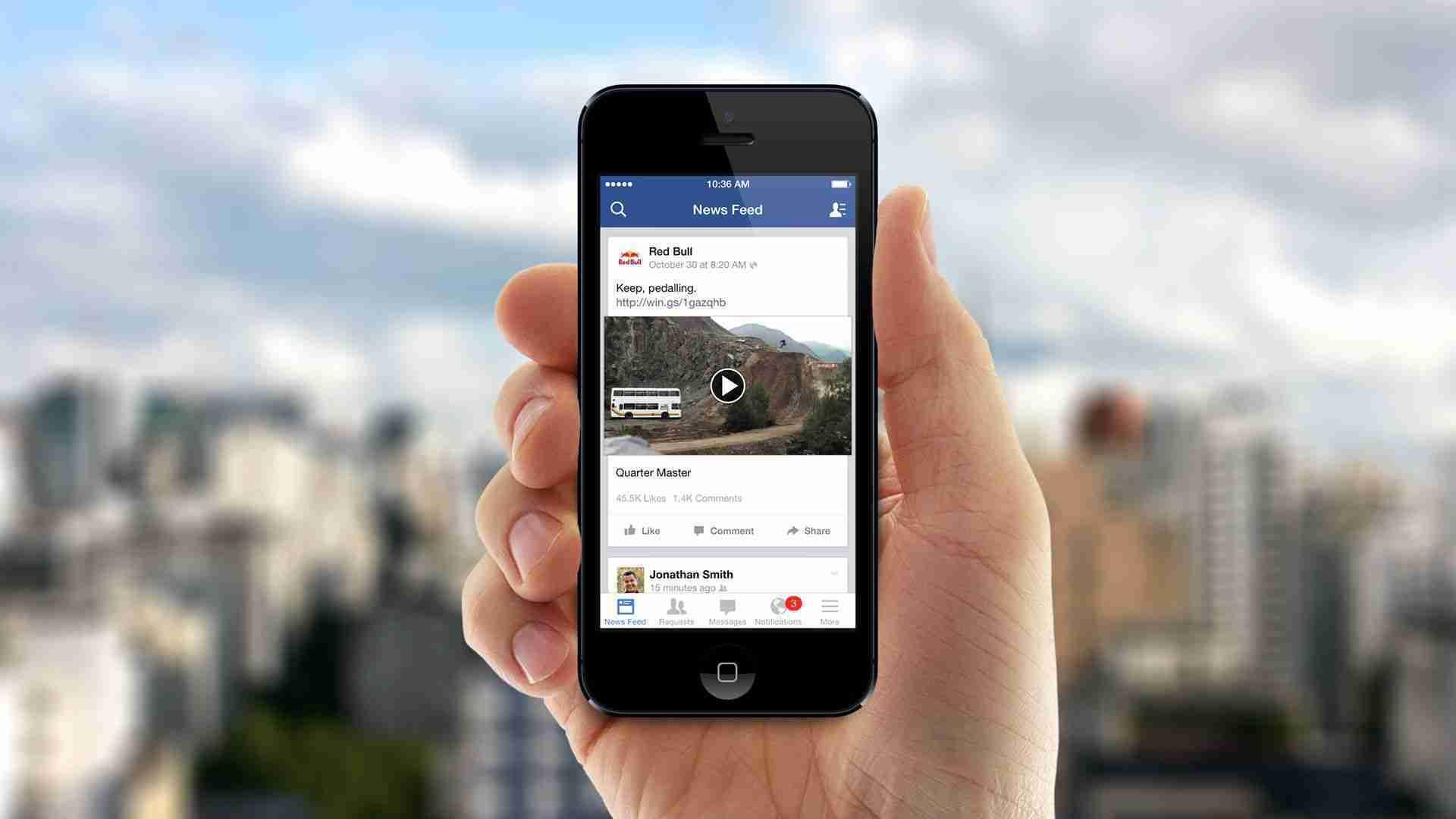 Come disattivare Auto-audio per Video Facebook