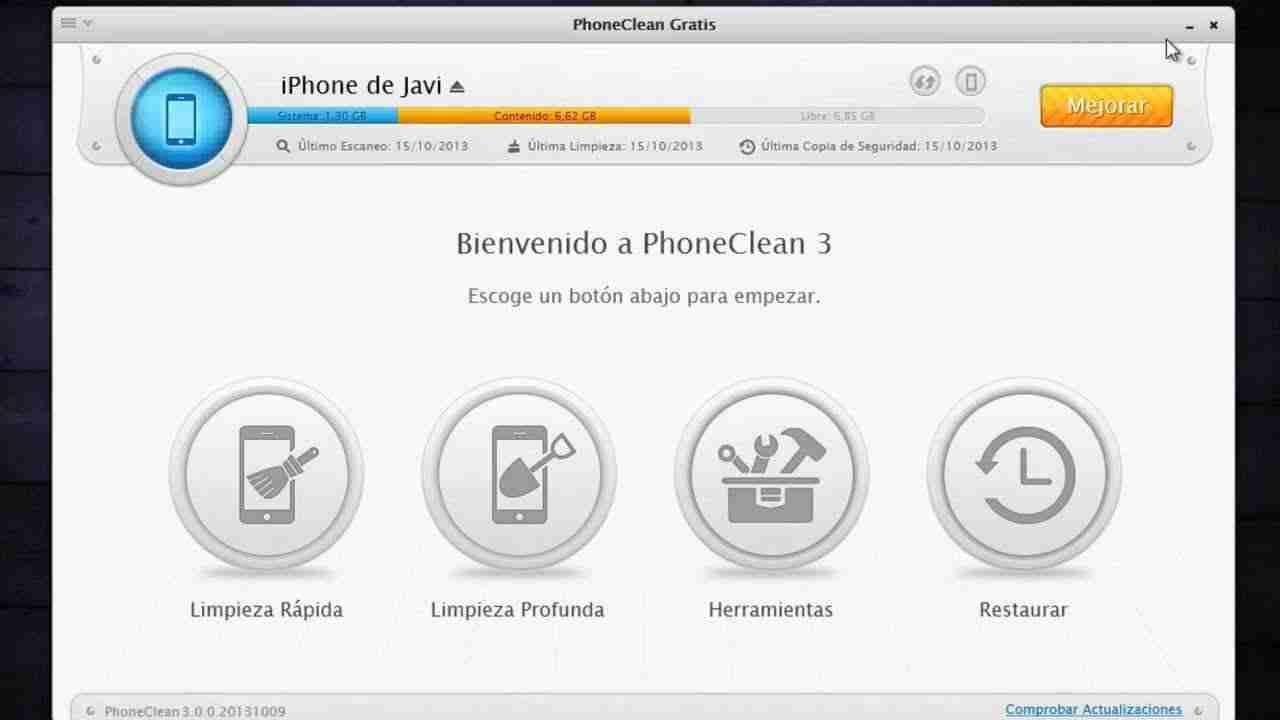 Come velocizzare iPhone e iPad e liberare spazio – PhoneClean