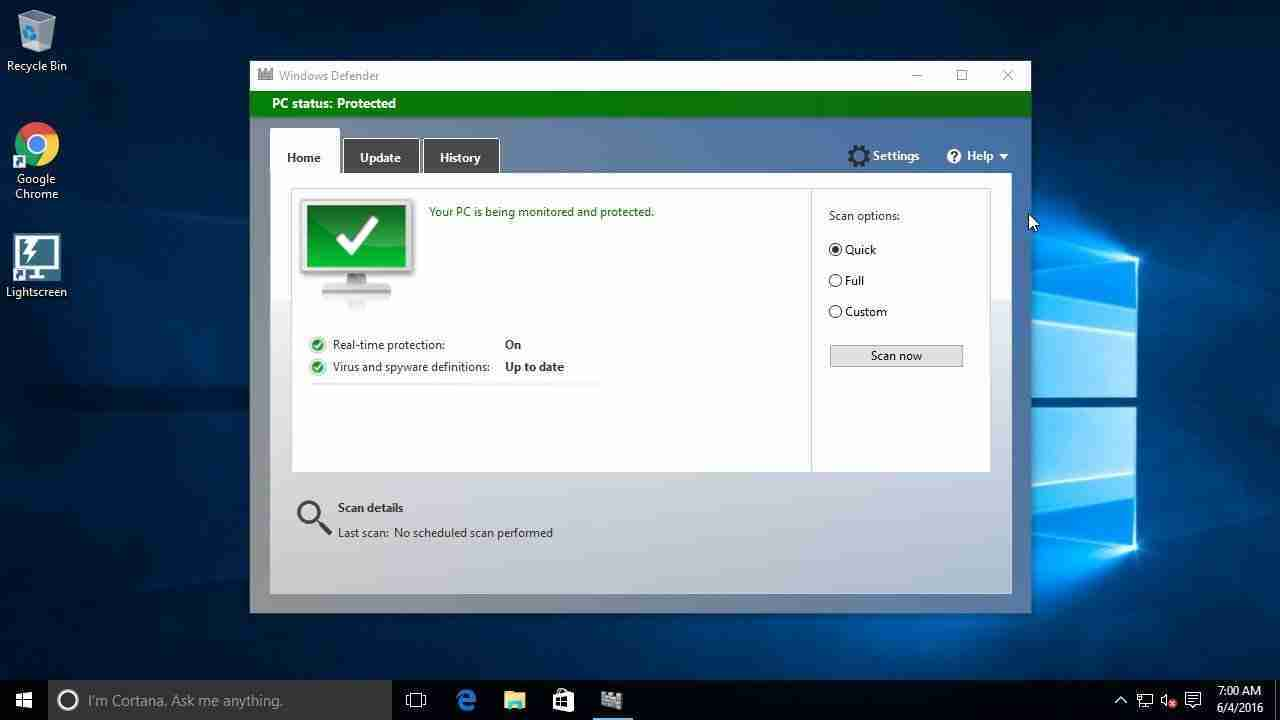 You are currently viewing Come disinstallare windows defender