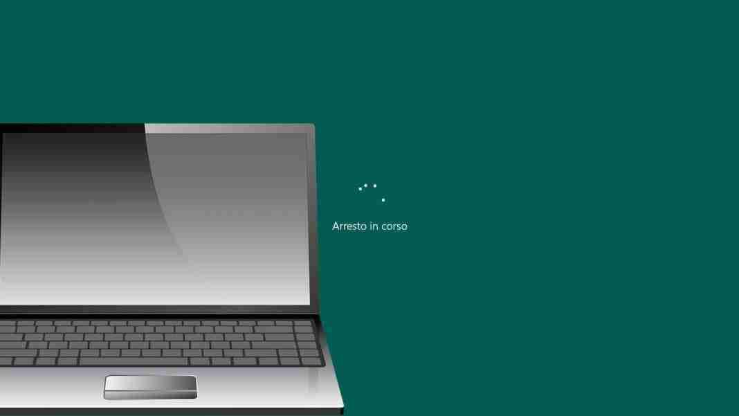 You are currently viewing Arresta il sistema di Windows quando si chiude il coperchio del portatile
