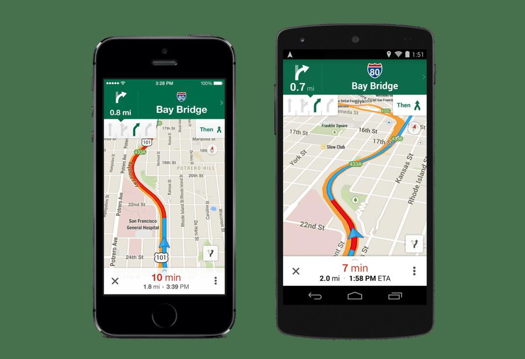 You are currently viewing Google Maps navigatore come usare e impostare itinerari