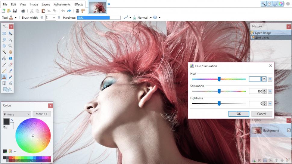 You are currently viewing Paint.NET Editor di foto gratuito e facile da usare