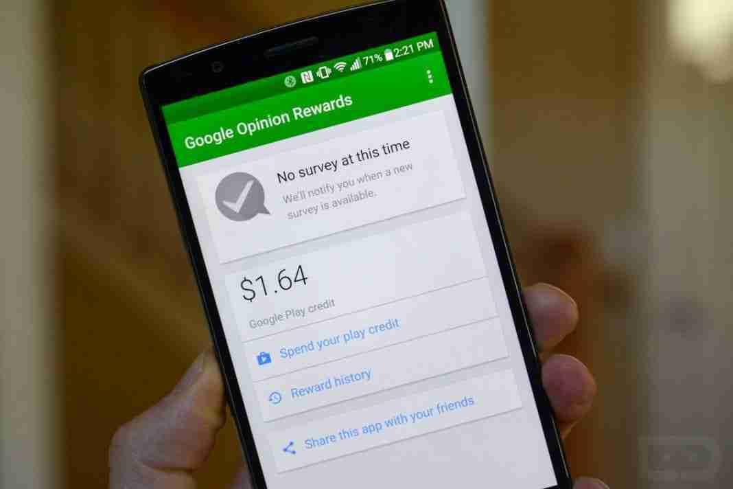 You are currently viewing Google Opinion Rewards – Guadagna con i sondaggi di Google