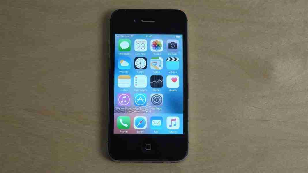 how to connect iphone 4s to computer