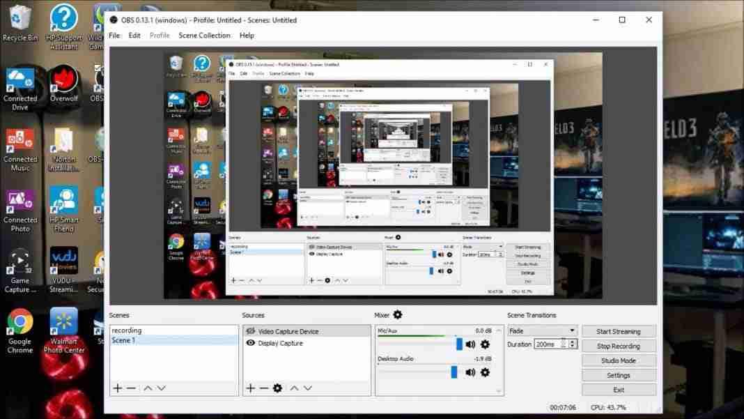 Il miglior software gratuito per registrare lo schermo del for Miglior software di casa