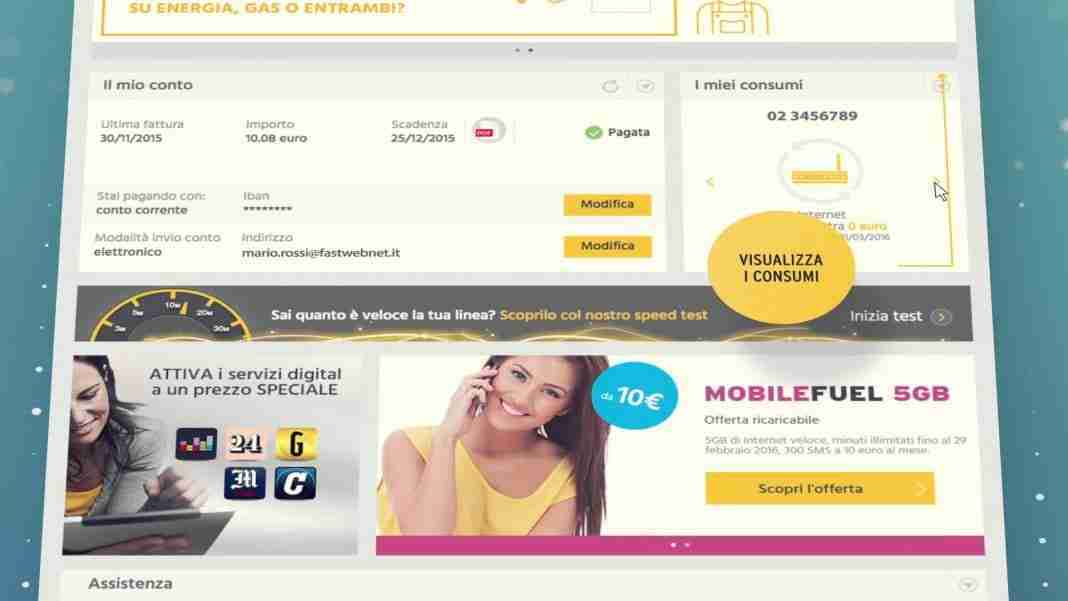 You are currently viewing MyFastPage come cambiare password accesso e password wifi
