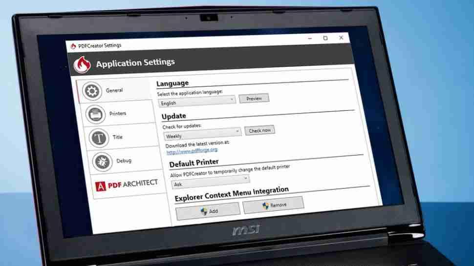 PDF Creator i migliori programmi gratuiti per trasformare qualsiasi file in PDF
