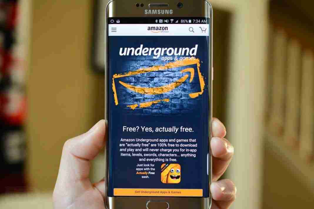 You are currently viewing Amazon Underground App Store come installare sul tuo smartphone android