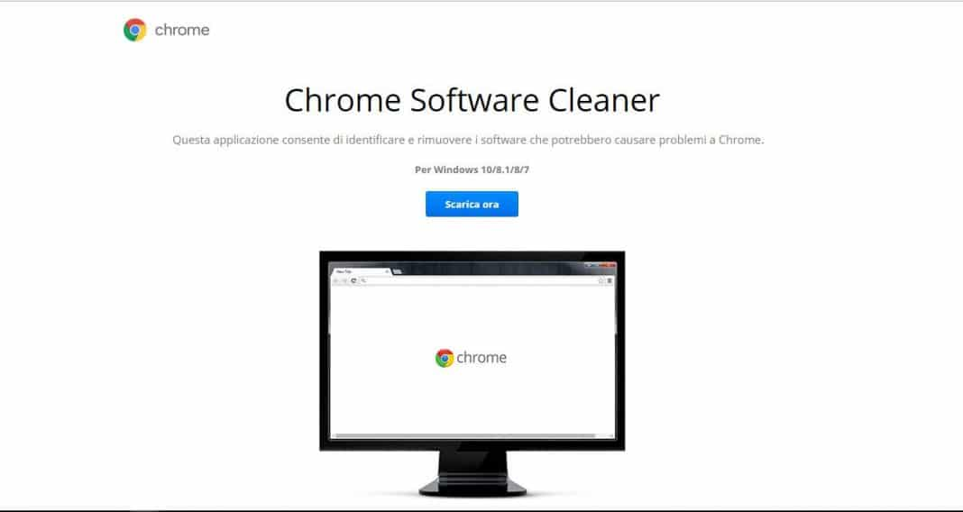 You are currently viewing Chrome Software Cleaner : rimuovere virus e Adware da Chrome