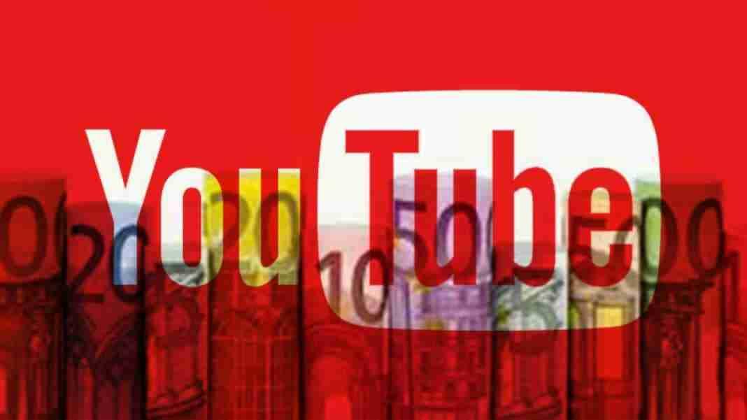 You are currently viewing Come monetizzare video YouTube : ora ci vogliono 10.000 visualizzazioni