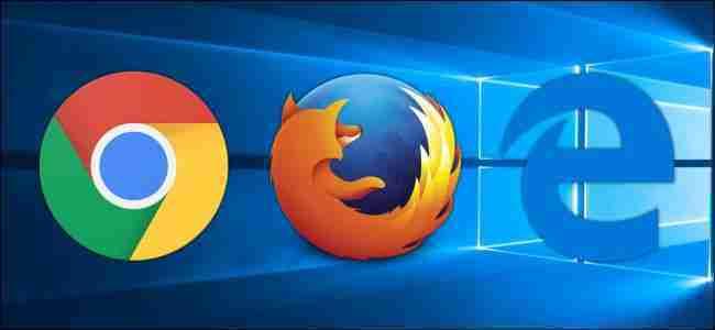 Come utilizzare un browser Web a 64 bit su Windows