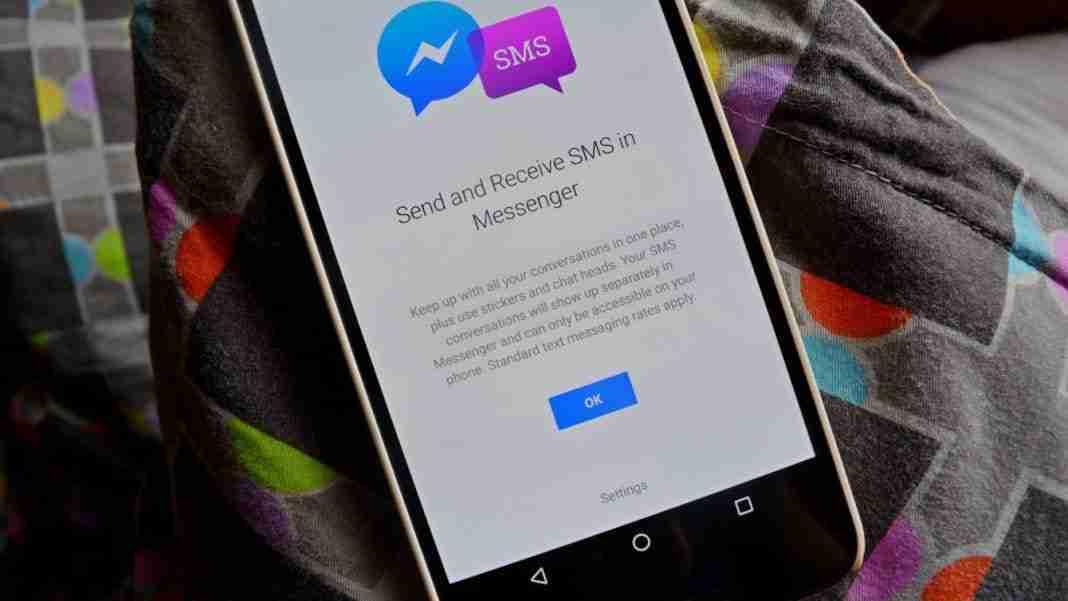 Messenger come disattivare SMS e rimuovere il vostro numero telefonico