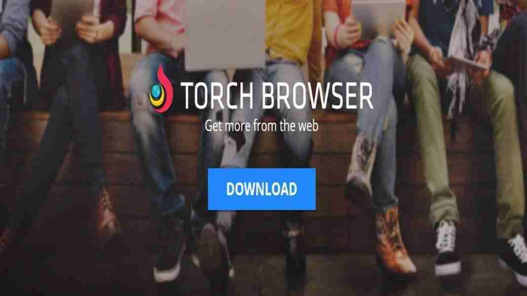 Torch Web Browser scarica ora e naviga su internet con tante utility