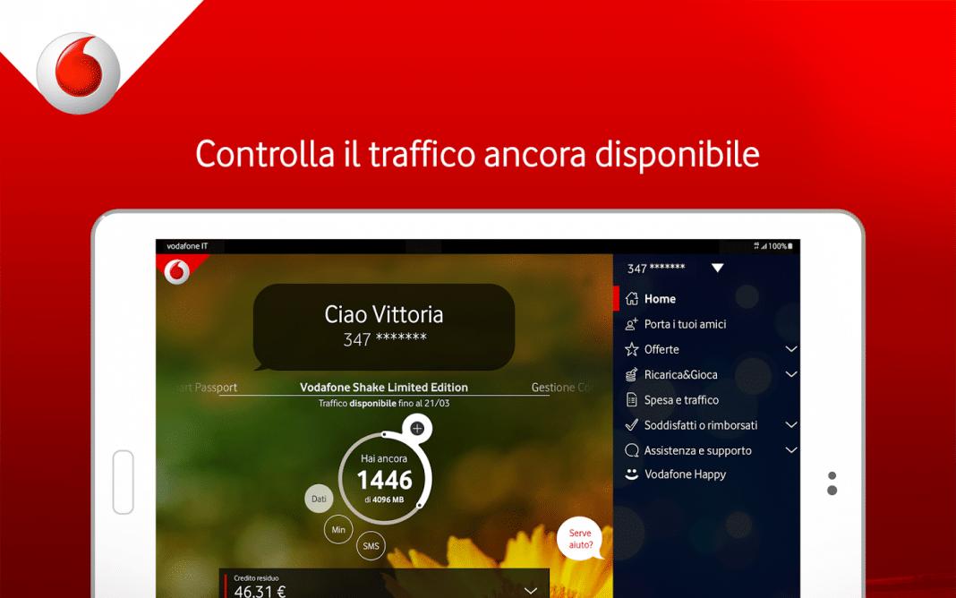 You are currently viewing M y Vodafone è l'applicazione ufficiale dell'operatore Vodafone