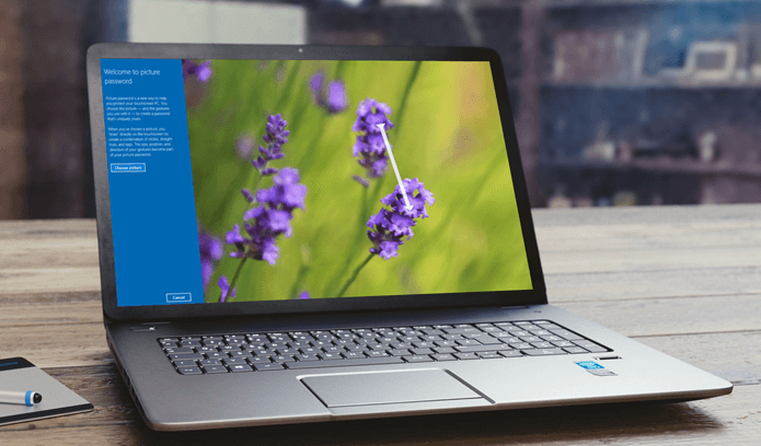You are currently viewing Password grafica windows 10 come impostare