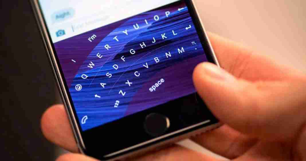 Word Flow Keyboard