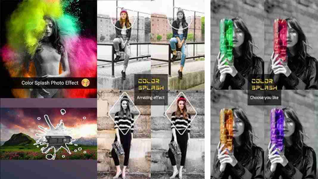 You are currently viewing Color Splash Snap Photo Effect download editor fotografico per Android
