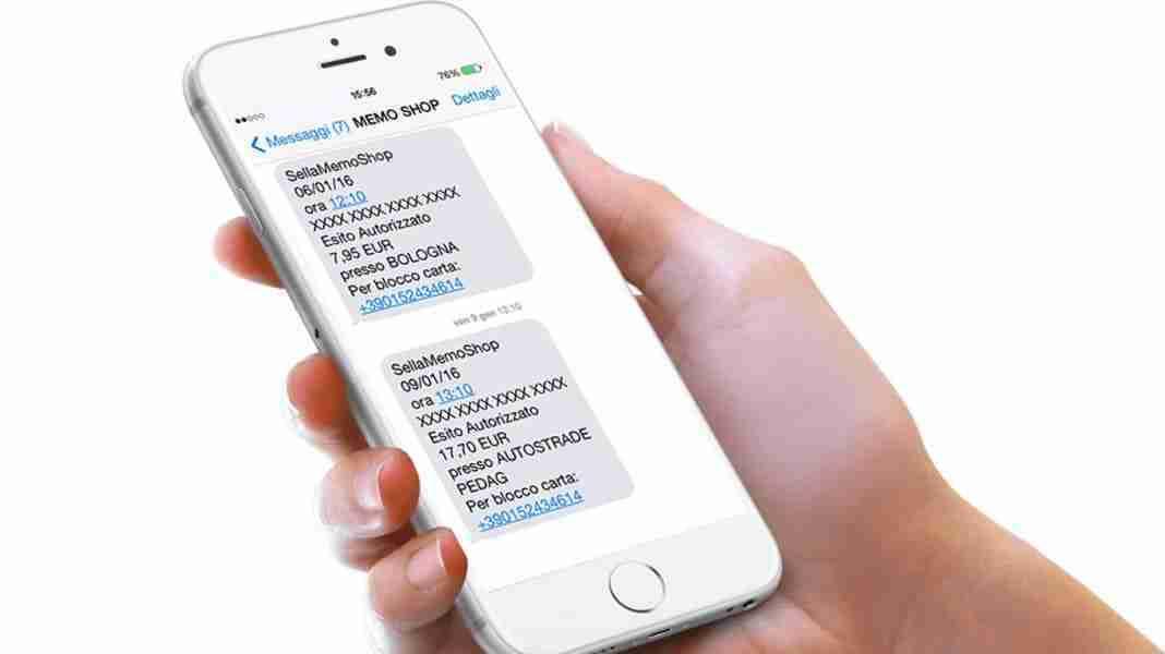 Disattivare servizi a pagamento SMS