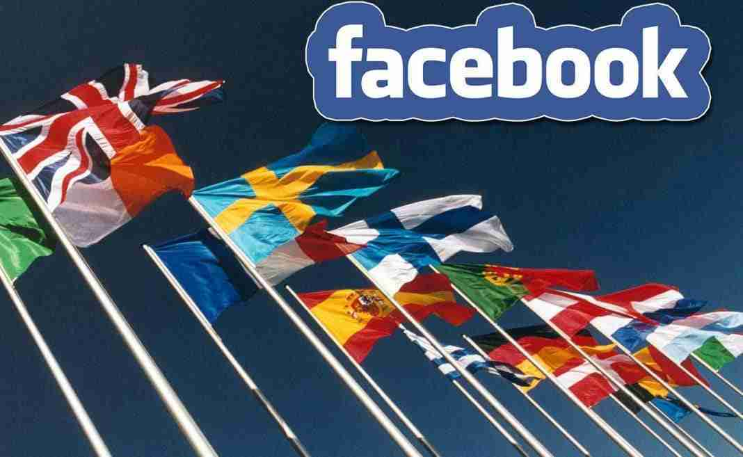 Facebook traduzione automatica