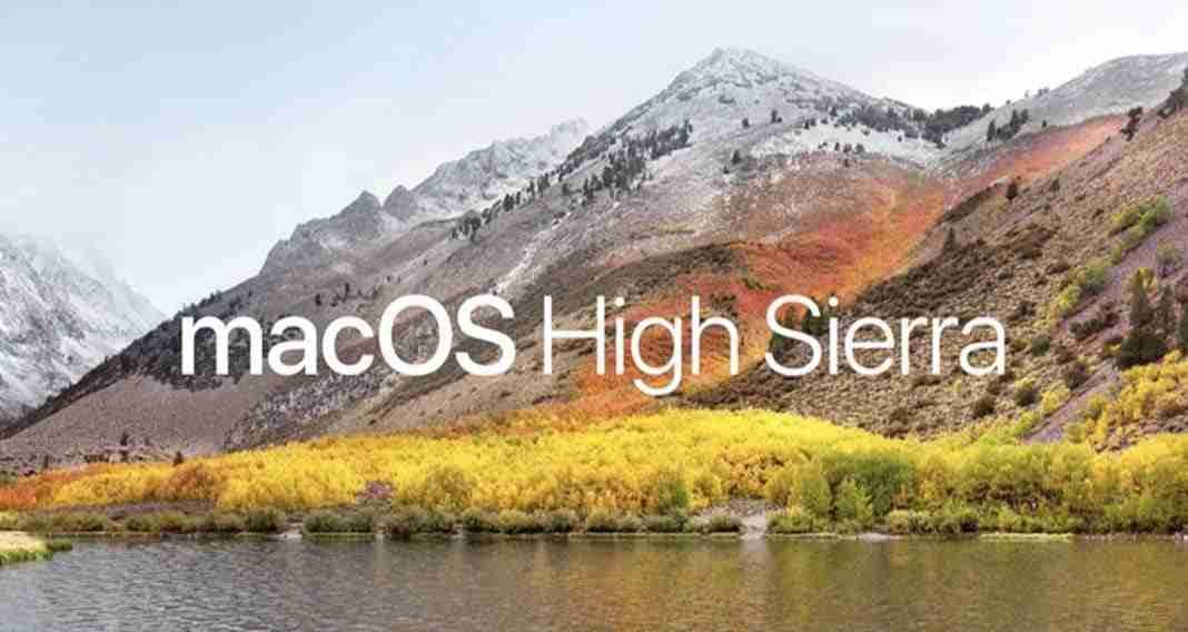 macOS High Sierra su PC