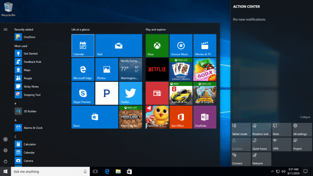 windows 10 bloccato preparazione di windows non spegnere il computer