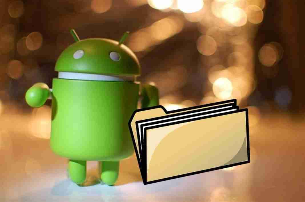 cancellare file doppi Android
