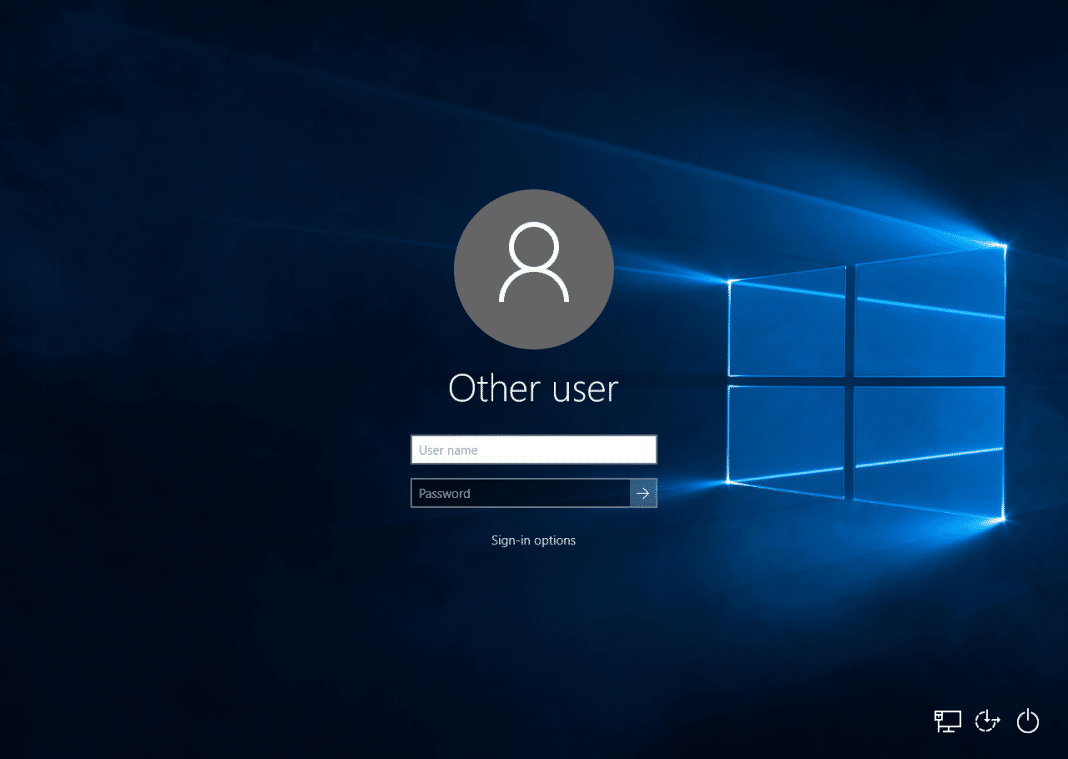 how to put a password on my computer windows 10