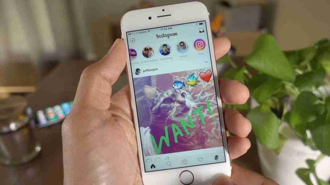 Come salvare le storie di instagram