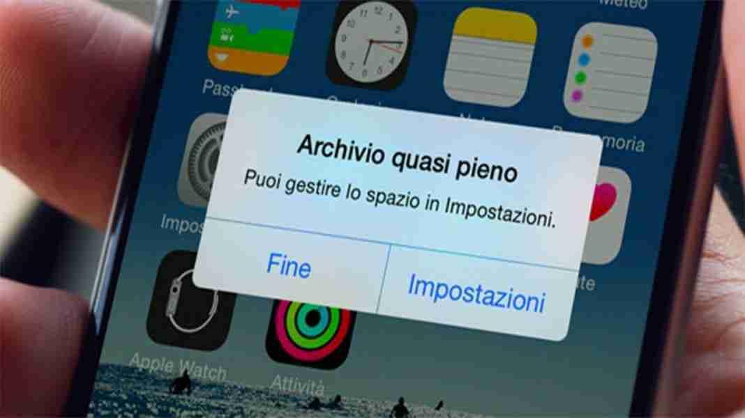 You are currently viewing Documenti e dati iphone come cancellarli : recupera spazio sul tuo iPhone