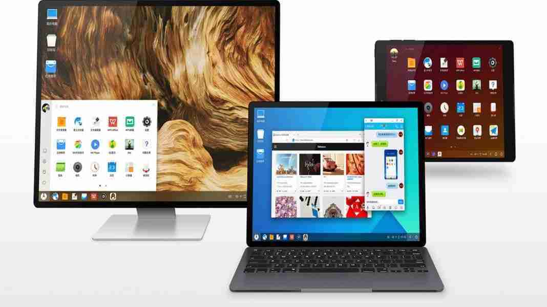 Phoenix OS come installare su Windows
