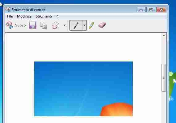 Screenshot pc windows 7