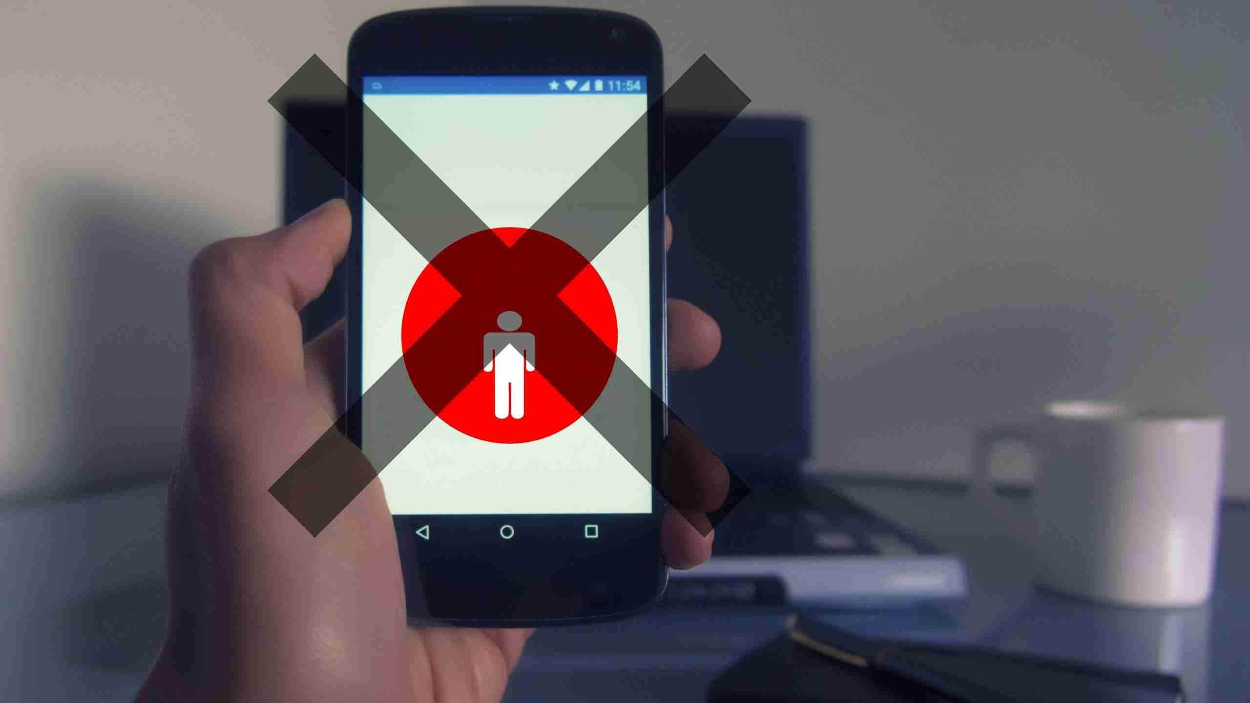 Come bloccare sito web su Android