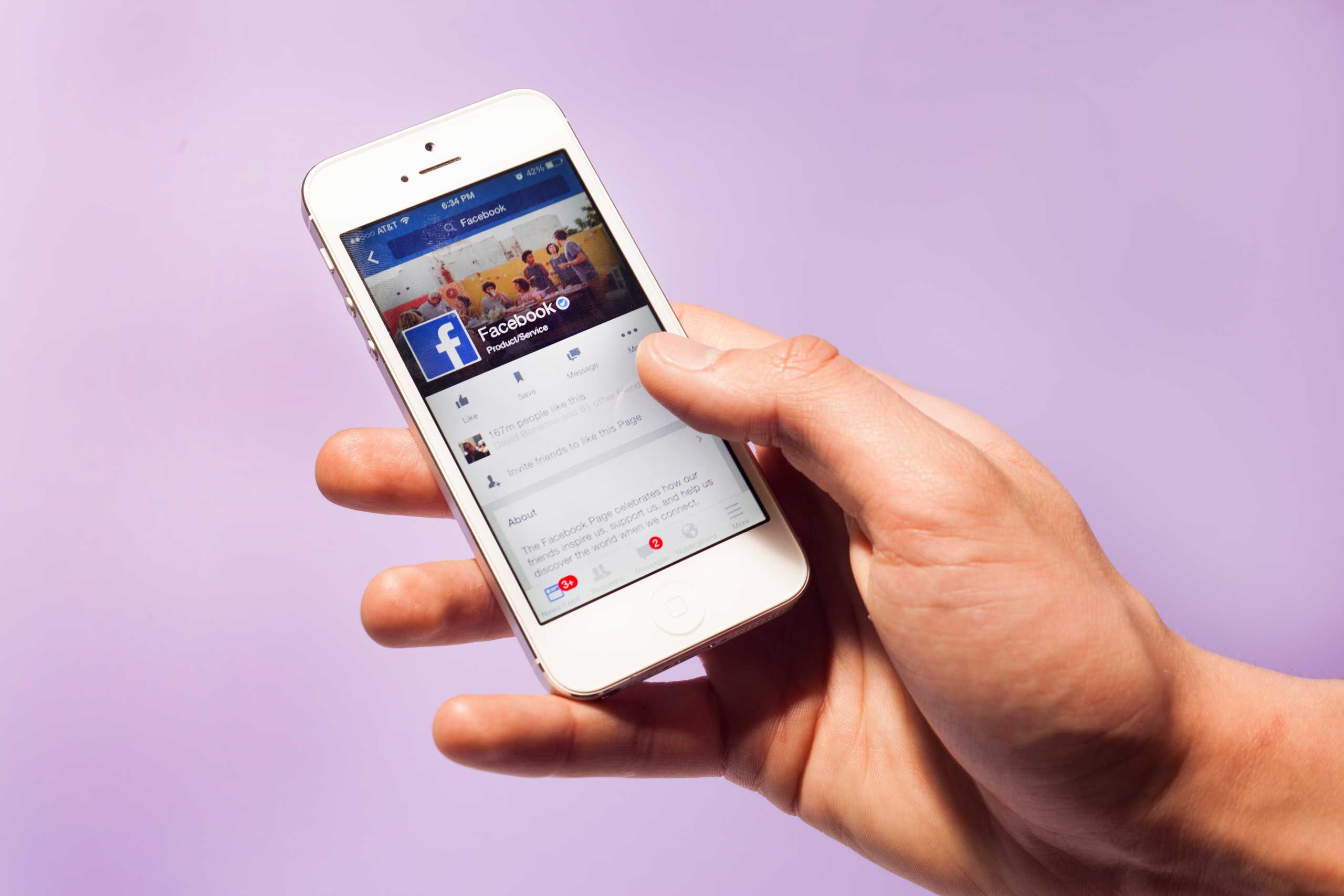 scaricare video da Facebook su iPhone