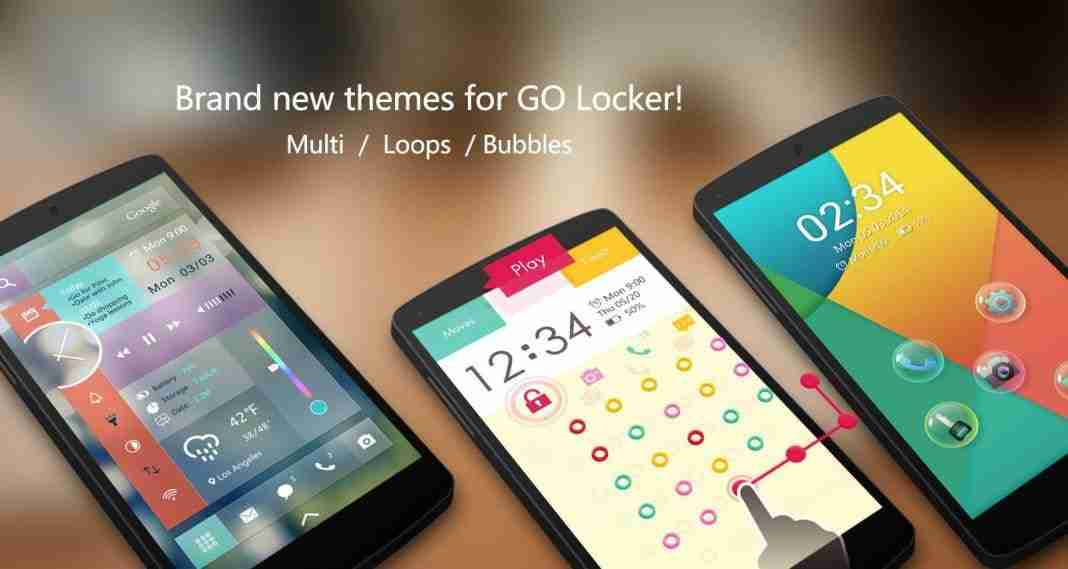 Blocco schermi Android