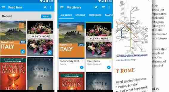 Google PlayLibri