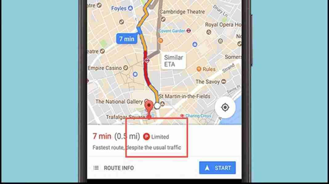 You are currently viewing Google Maps difficoltà parcheggio e trova parcheggio