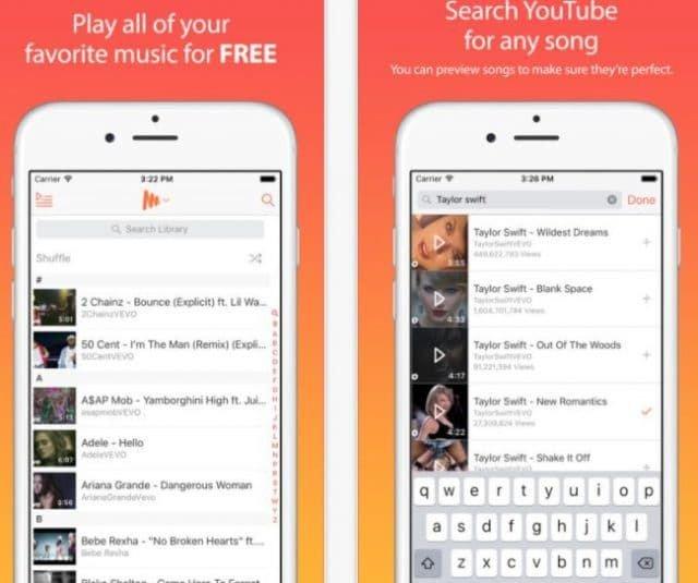 Musica gratis iphone 5