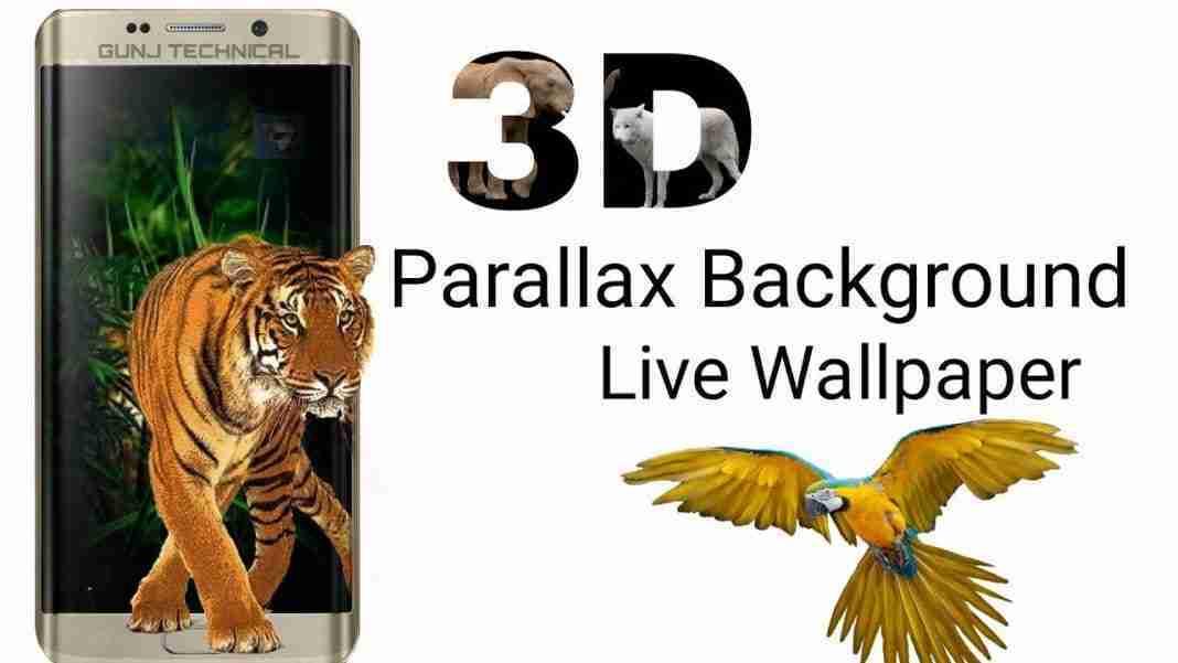 Sfondi 3D per Android