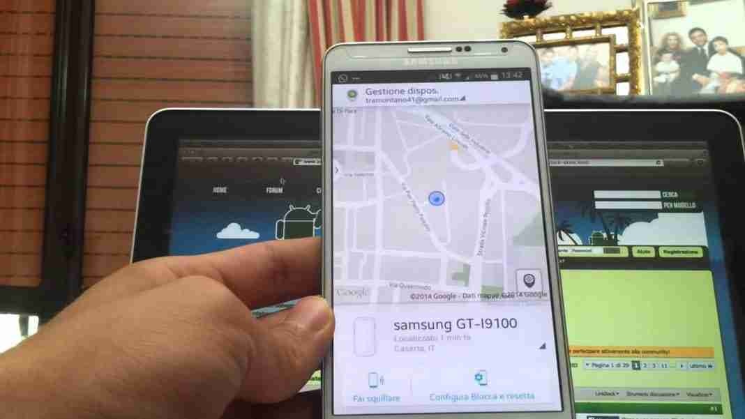 You are currently viewing Come rintracciare un telefono android : Gestione Dispositivi Android