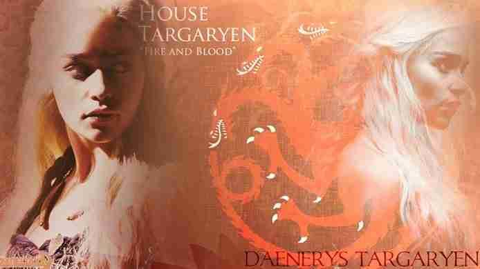 Daenerys Targaryen Khaleesi : Sfondi Per Desktop E Mobile