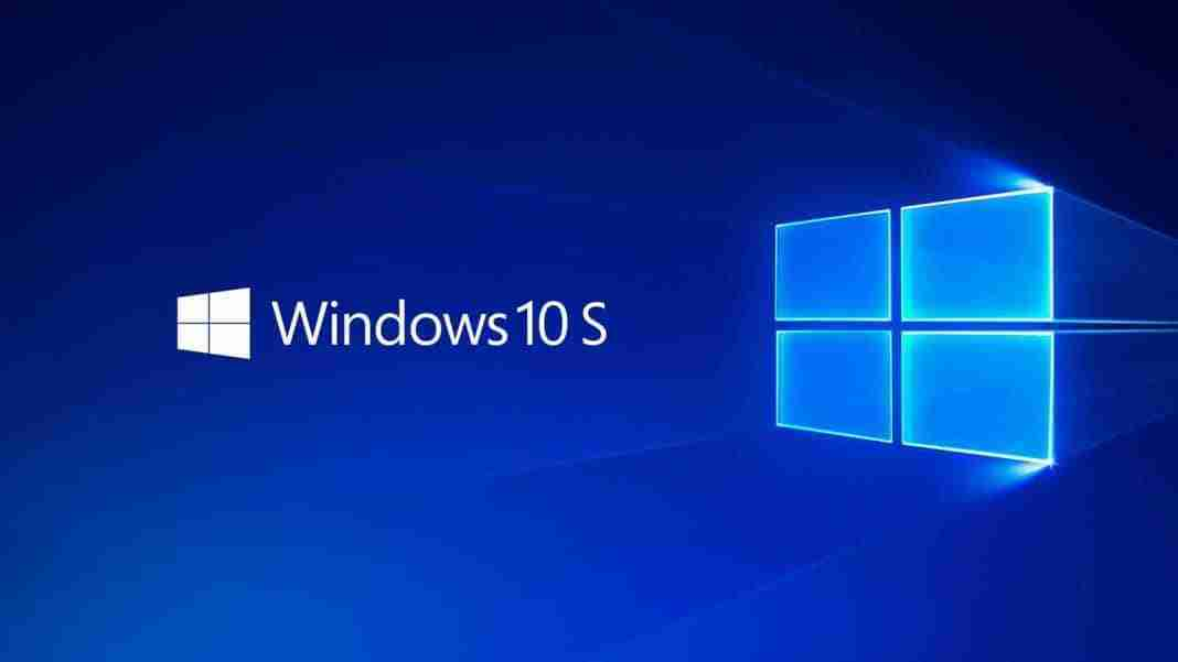 You are currently viewing Come scaricare e installare Windows 10 S