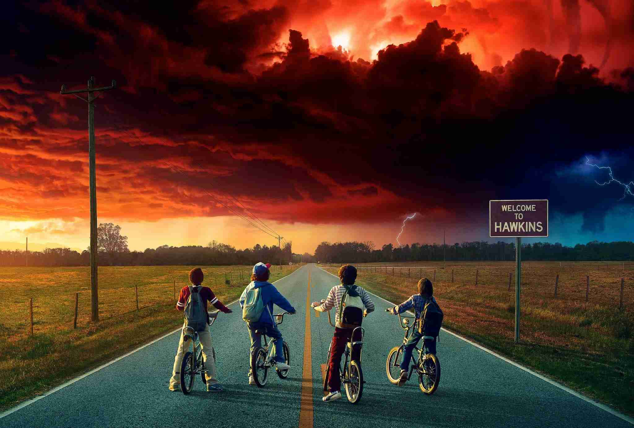 You are currently viewing Stranger Things 2 2017 Sfondi HD e 4K per smartphone tablet e computer