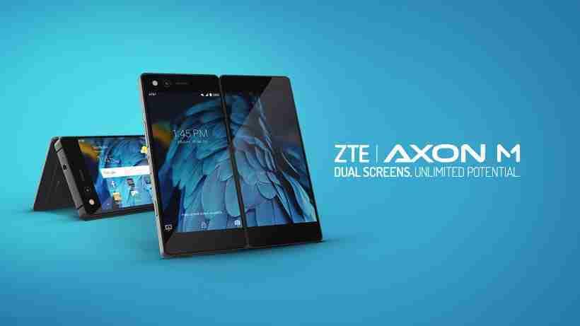 You are currently viewing ZTE Axon M ANTEPRIMA : lo smartphone a doppio schermo