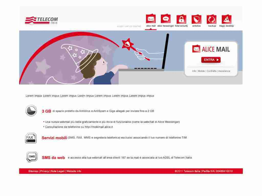 You are currently viewing Alice Mail: come risolvere problemi più comuni