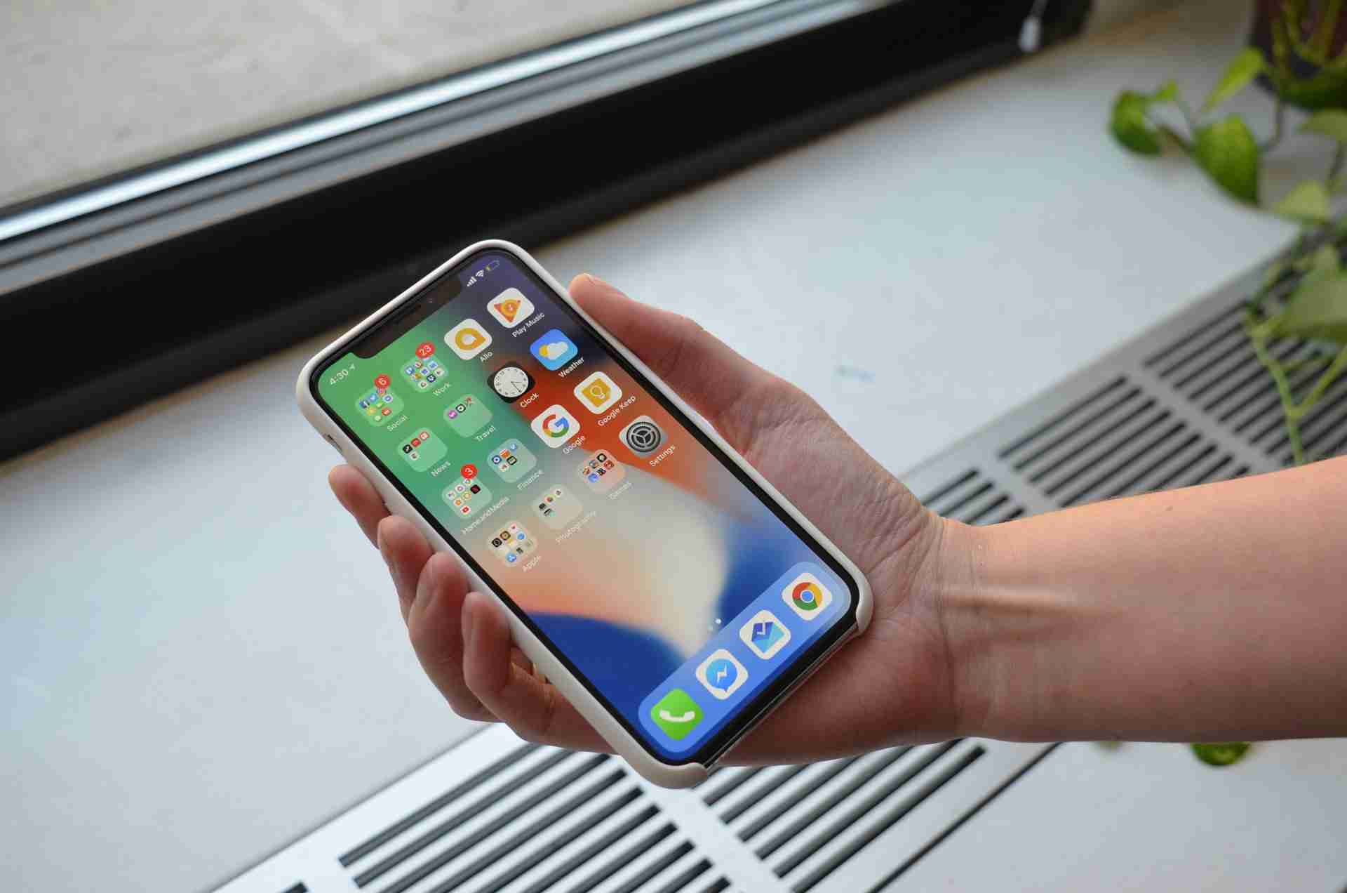 You are currently viewing Come fare screenshot su iPhone X: nuovo metodo