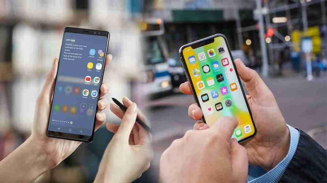 You are currently viewing iPhone X contro Galaxy S8 Note 8 iPhone 8 e iPhone 8 plus: quale scegliere