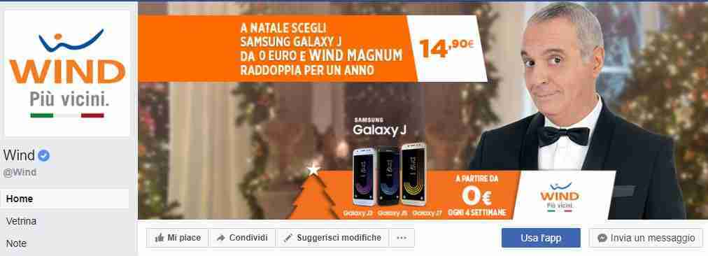 Facebook Wind assistenza